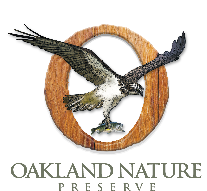 Photo Oakland Nature Preserve Logo